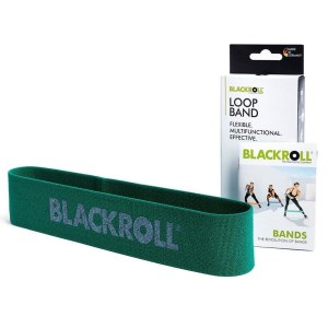Blackroll Loop Band - Fabric Resistance Band - Medium