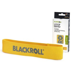 Blackroll Loop Band - Fabric Resistance Band - Extra Light